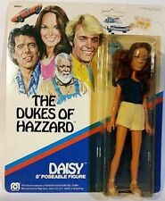 "Dukes of Hazzard Daisy 8"" 1981 Mego Fully Poseable Figure MOC"