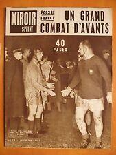 Miroir-Sprint N° 918 du 6/1/1964- Rugby Ecosse-France. Rollo hommage à Bayardon