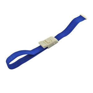 Venenstauer Stauband medimex classic blau Einhandverschluss