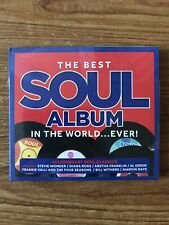 The Best Soul Album In The World... Ever!  (CD) Brand New Sealed