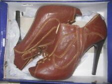 Zip Solid Stilettos Heels for Women