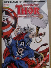 Il Mitico THOR - Speciale 10° Anniversario Aprile 2004 - Panini Marvel  [SP18]