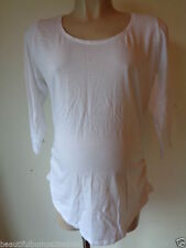New Look Cotton 3/4 Sleeve Maternity Tops and Shirts
