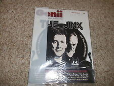 New listing Special The Jinx Genii Magazine Harry Anderson Jon Racherbaumer Unopened