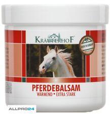Axisis  9230960 Pferdebalsam Wärmend Massage-Gel Extra Stark