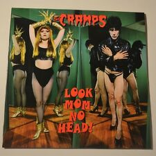 THE CRAMPS - LOOK MOM NO HEAD! - REISSUE LTD. EDITION LP COLOR VINYL