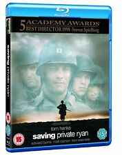 Original Saving Private Ryan Anglais Movie DVD Action Film Tom Steven Speilberg