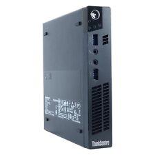 Lenovo ThinkCentre USFF M92 Intel Core i3 3rd Gen 6 GB Ram 320 GB HDD Win10 WIFI