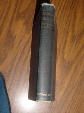 AMERICAN LITERATURE BY HAWTHORN & LEMMON 1897