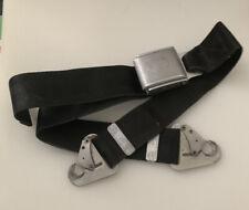 Pan Am Used Passenger Seat belt Period Memorabilia