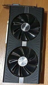 Sapphire AMD Radeon NITRO+ RX 570 4GB GDDR5 GPU PCI-Express