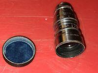 Vintage ELGEET 13mm f:1.5 Wide Angle Cine C-Mount Lens