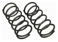 Rear Constant Rate 353 Coil Spring Set Moog For Nissan Pathfinder RWD 2005-2012