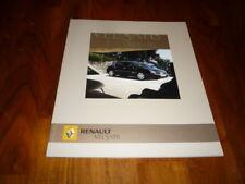 Renault vel satis folleto 11/2005 España