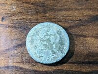 1800 DRAPED BUST, LARGE CENT - 220 YEARS OLD!!