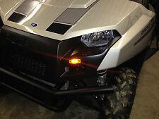 HIGH VISIBILITY LED Turn Signal Light Kit w/ HORN Polaris Rangers & RZR models