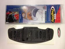 Fog City Proshield Dark Smoke Arai SAL Visor insert - none pined visors only