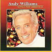 """ANDY WILLIAMS, CD, """"SONGS FOR CHRISTMAS"""" NEW SEALED"""