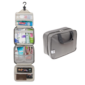 Ballage Hanging Toiletry Bag With Customisable Storage