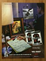 Battlefield 2 PC 2005 Vintage Poster Ad Art Print Official Promo FPS Funny!!