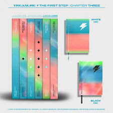 TREASURE - THE FIRST STEP : CHAPTER Three 3rd Single Official KPOP Album