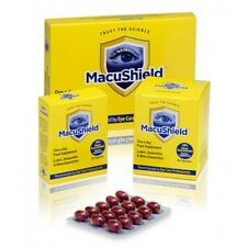 MacuShield OriginaL 4 months supply Food Supplement New capsules 120 days