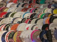HUGE RANDOM CD LOT OF 300 CD'S!  - DISC ONLY!