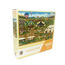MasterPieces 1000 Piece Jigsaw Puzzle Country Fair Cindy Mangutz