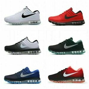Men's Women's Air Max 2017 Running Sports Trainers Sneakers Air Cushion Shoes
