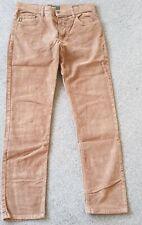 """Brax Jeans """"Cooper Fancy de pana"""" regular 34/34 marrón 2% elastano"""