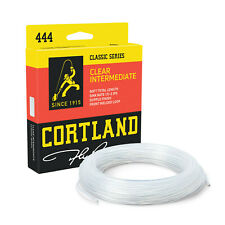 Cortland 444 Clear Intermediate Fly Line
