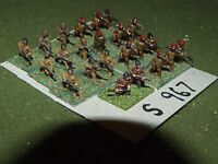 15mm AWI / french -  Indian Wars 23 Infantry - inf (SV967)