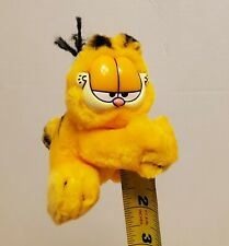 Garfield Hugger Pincher Clip On Grip Cat Stuffed Animal Vintage