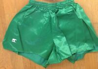 Short Solaure Vintage Vert T. 75 Neuf Nylon Sprinter Adidas Asse Maillot Satin