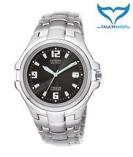 Citizen Super Titanium señores reloj pulsera bm1290-54f zafiro Eco-drive reloj Hombre