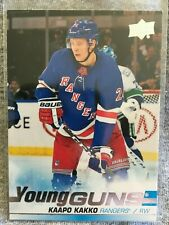 2019-20 UPPER DECK SERIES 2 YOUNG GUNS 451-500 PICK FROM DROP DOWN LIST