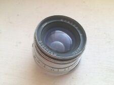 JUPITER 8 m39 f/2.0 50mm for Zorki Leica