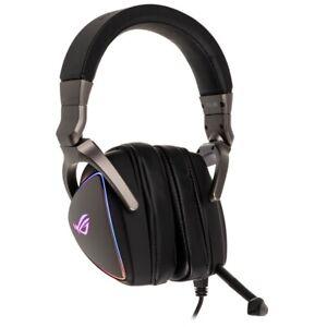 ASUS ROG Delta Gaming Stereo Over-Ear Headset (beleuchtet, USB Typ C, klappbar)