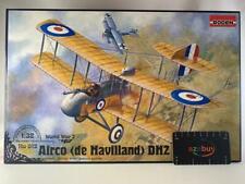 Airco De Havilland DH-2 Fighter Aircraft 1/32 Scale Plastic Model Kit RODEN 612