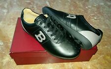 BALLY scarpe donna n.37 EU ; 6,5 US in pelle. made in ITALY
