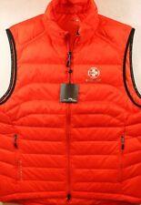 RLX Ralph Lauren Down Vest Quilted Lightweight Puffer Jacket Orange XL NWT $185