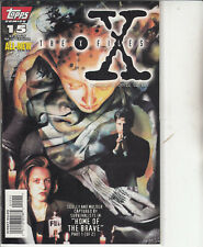 The X Files-Issue 15-Topps Comics  1996-Comic