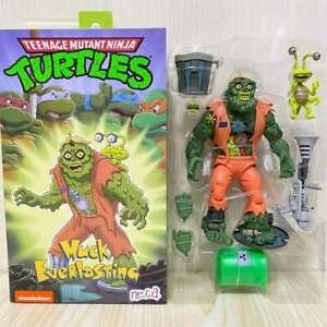 NECA Teenage Mutant Ninja Turtles Muckman and Joe Eyeball 2-Pack Aciton Figure
