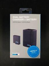 GoPro AADBD-001 Dual Battery Charger + Battery (Hero 5/6/7 Black)