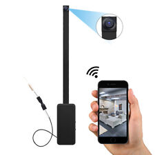 Wi-Fi Mini Spy Cameras HD 1080P with Motion Detection - Two