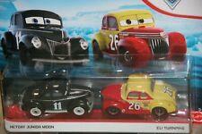 CARS 3 - HEYDAY JUNIOR MOON & ELI TURNPIKE - Mattel Disney Pixar