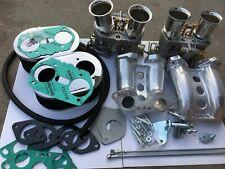 fajs Carburetor Kit for Porsche 914 VW Bus Type IV  Dual 48IDF replace weber kit
