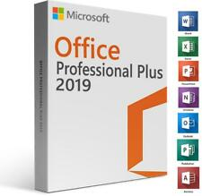 Microsoft Office 2019 Home&Student / Professional Plus - Authentic Product Key