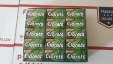 Clorets Gum 60 x 2 units - Chicles (Pack of 1)