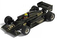 LOTUS Renault 97T No.12 Winner GP Portugal 1985 (Ayrton Senna)